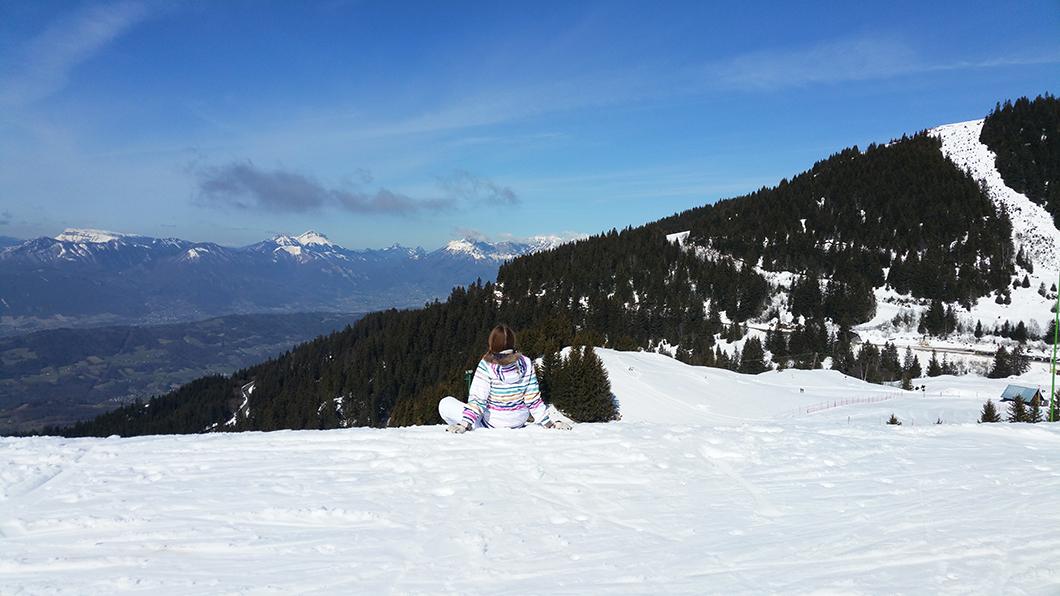 week end ski au Collet d'Allevard