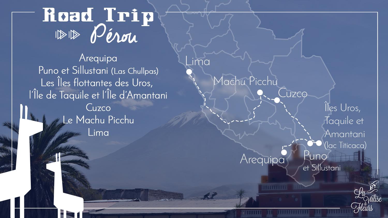 Road trip au Pérou