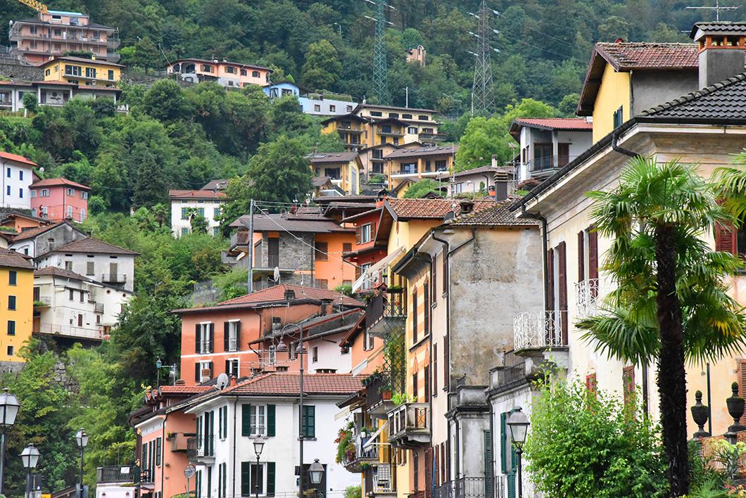 Argegno - Lac de Côme - Road trip Italie