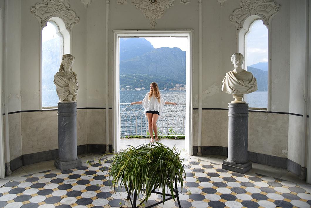 Villa Melzi - Bellagio - Lac de Côme