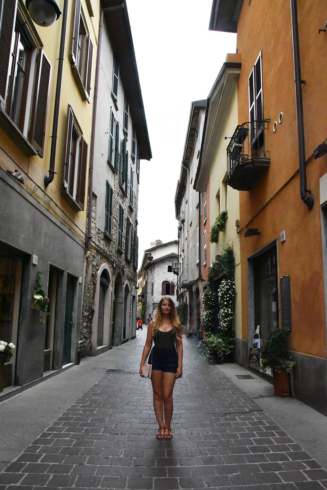 Côme - Lac de Côme - Road trip Italie