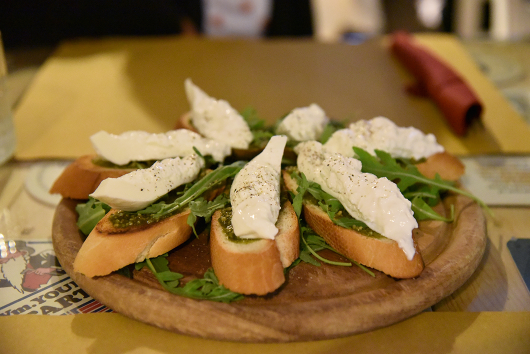Natta Cafe - Côme - Road trip Italie