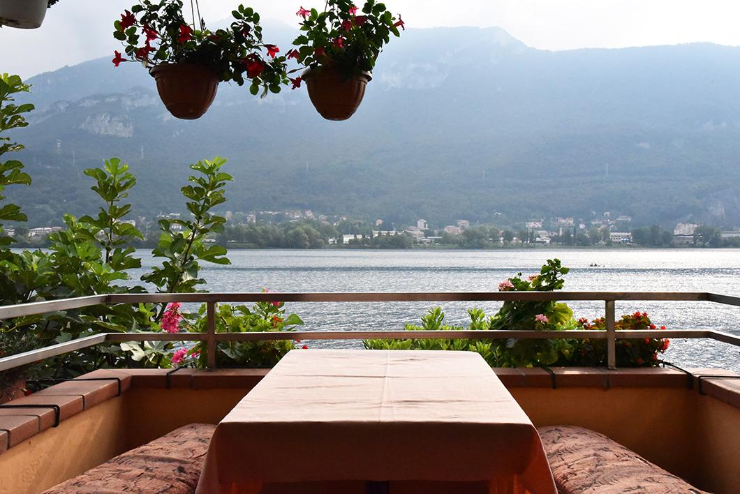 Trattoria Bellom - Lecco - Lac de Côme Italie