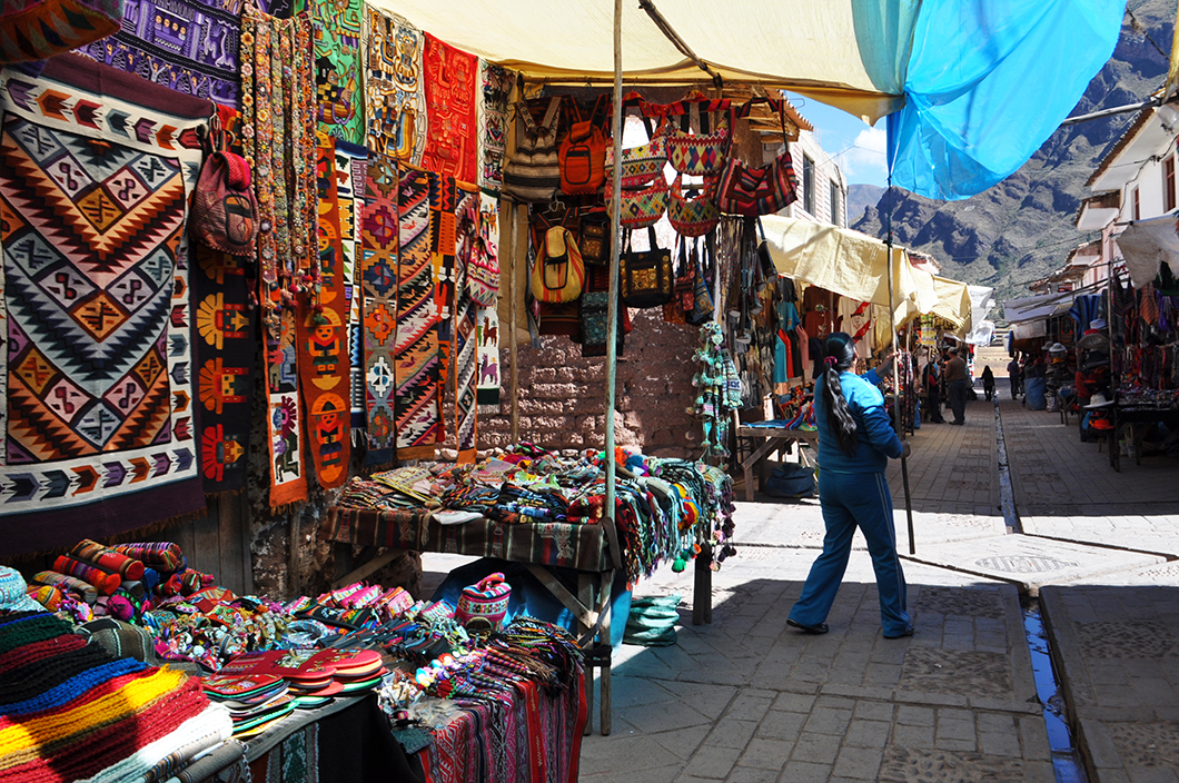 Písac - Road trip Pérou