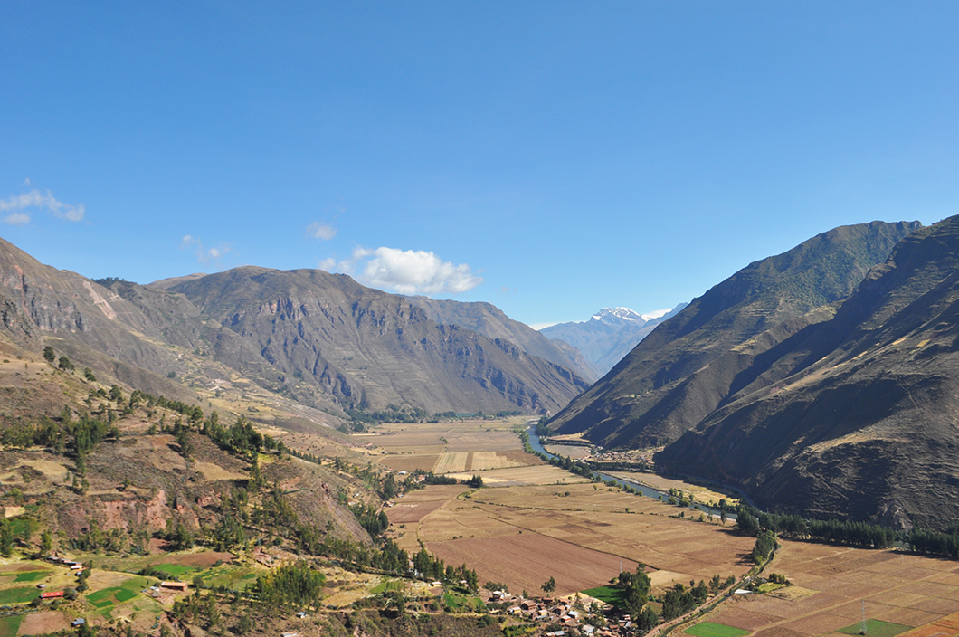 Awanacancha - Road trip Pérou