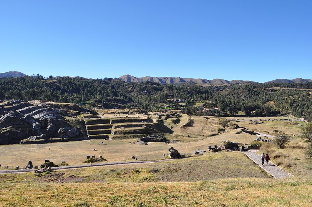 Sacsayhuaman - Road trip Pérou