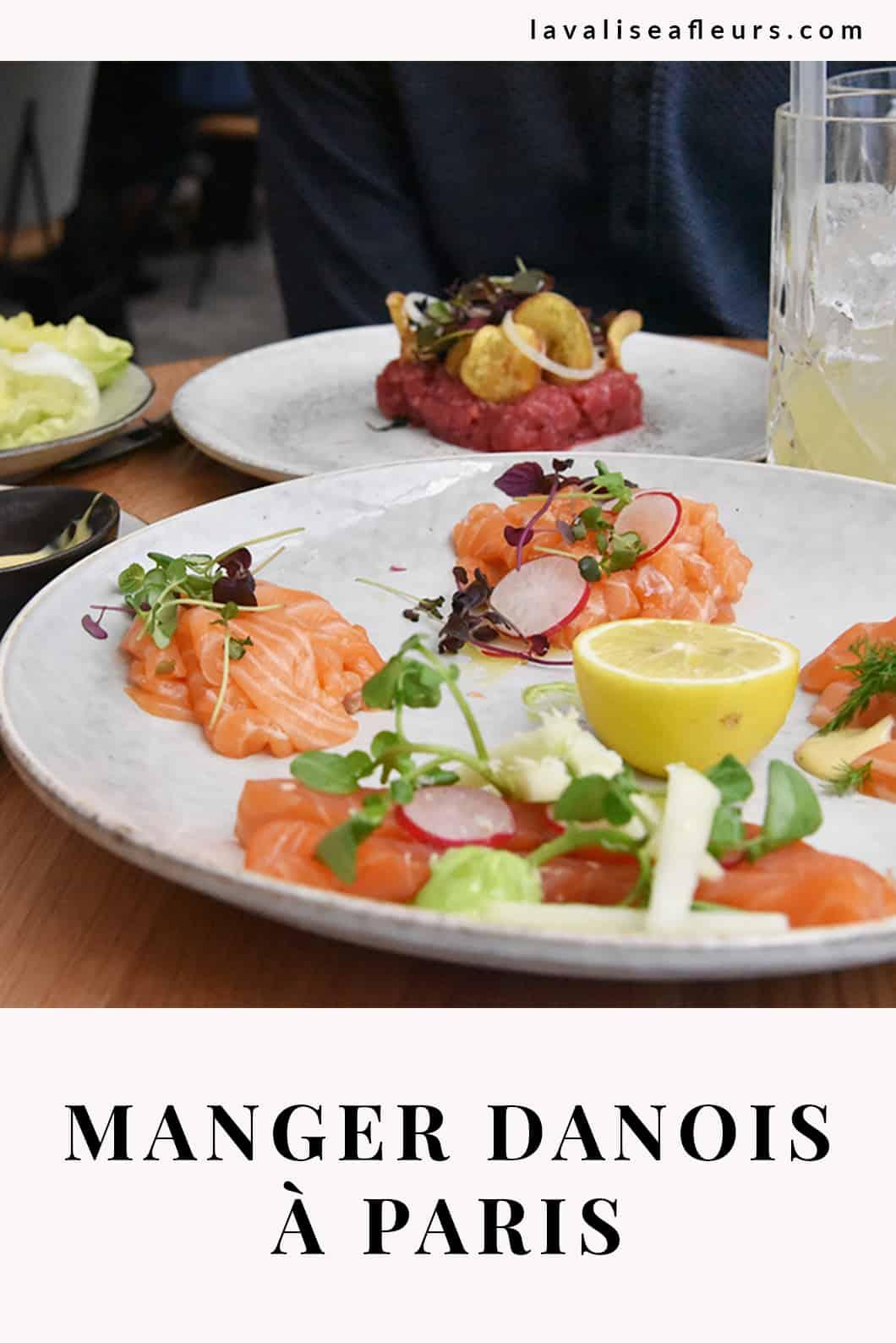 Manger danois à Paris