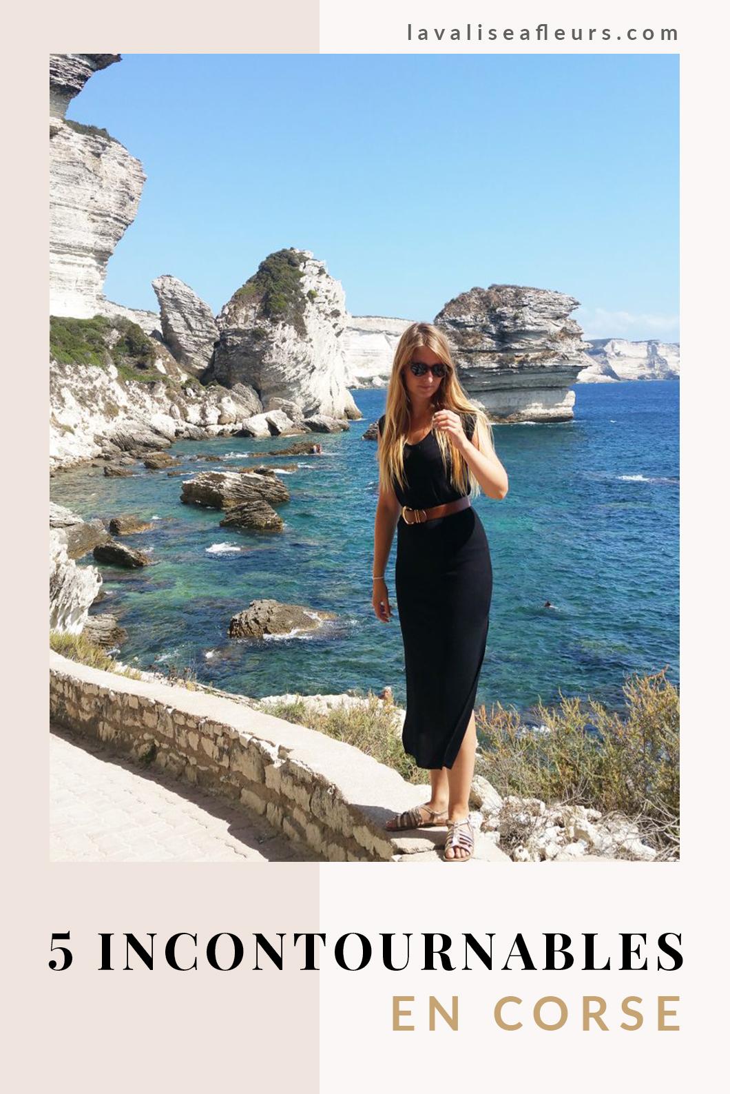 5 incontournables en Corse