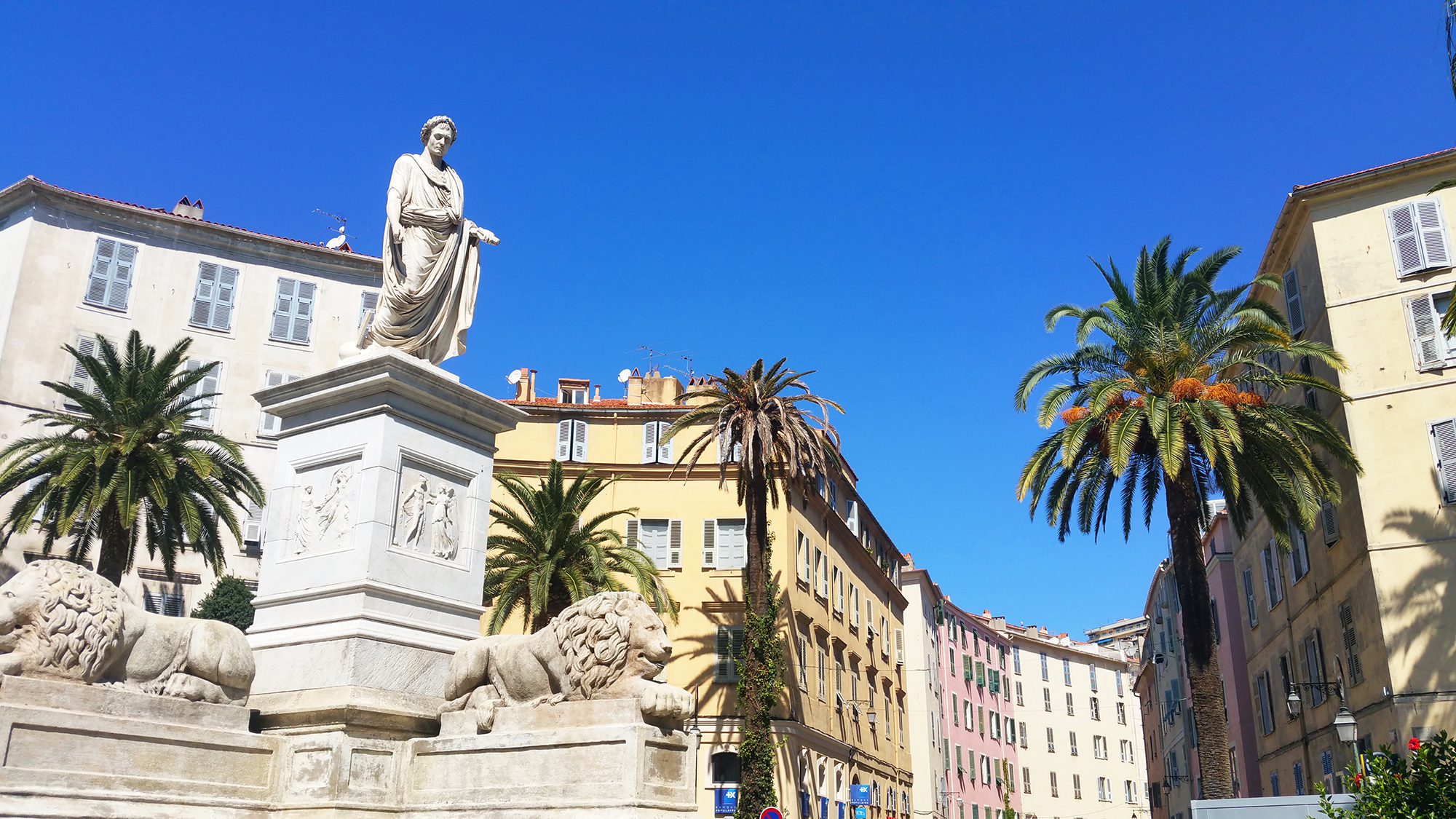 5 endroits incontournables en Corse - Ajaccio