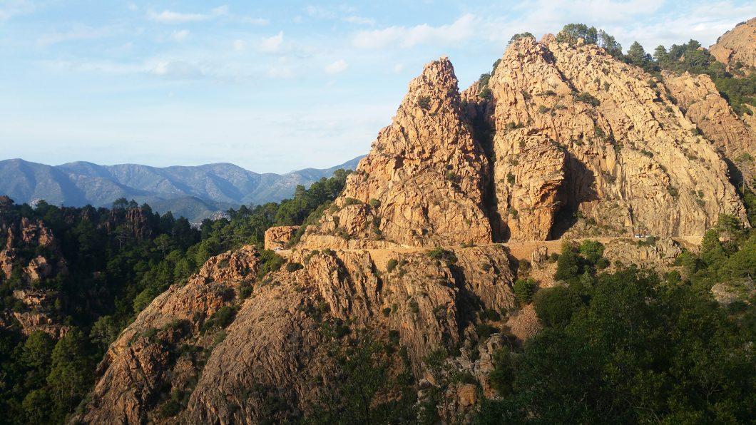Découvrir les Calanques de Piana en Corse