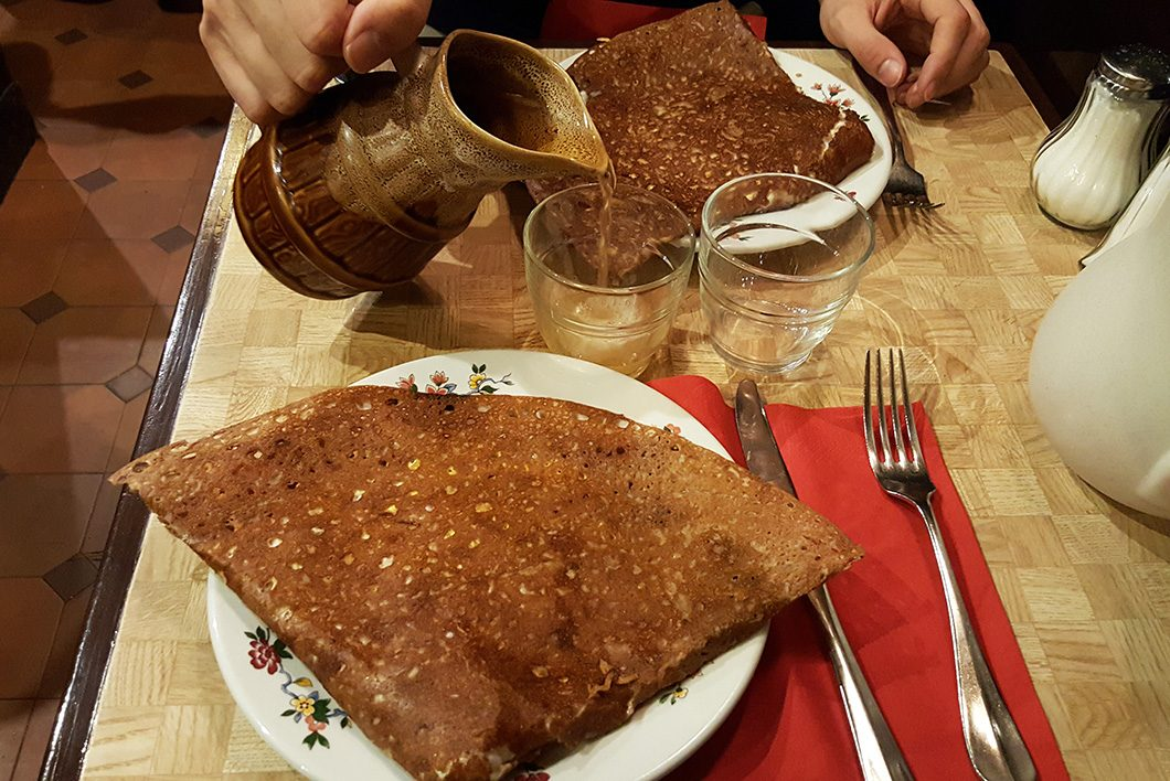 Josselin - Top des crêperie à Paris