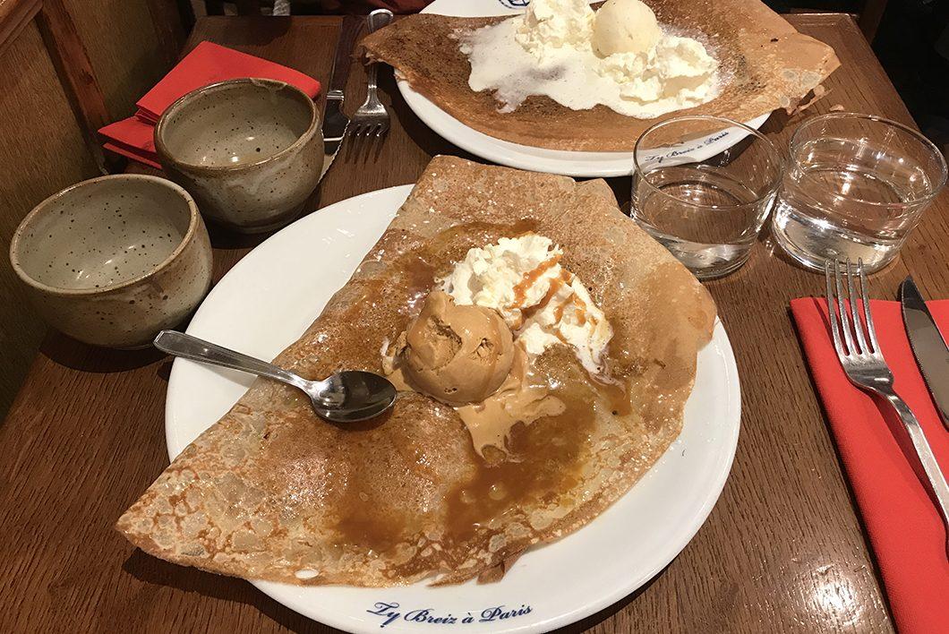 Ty Breiz - Meilleures crêpes de Paris