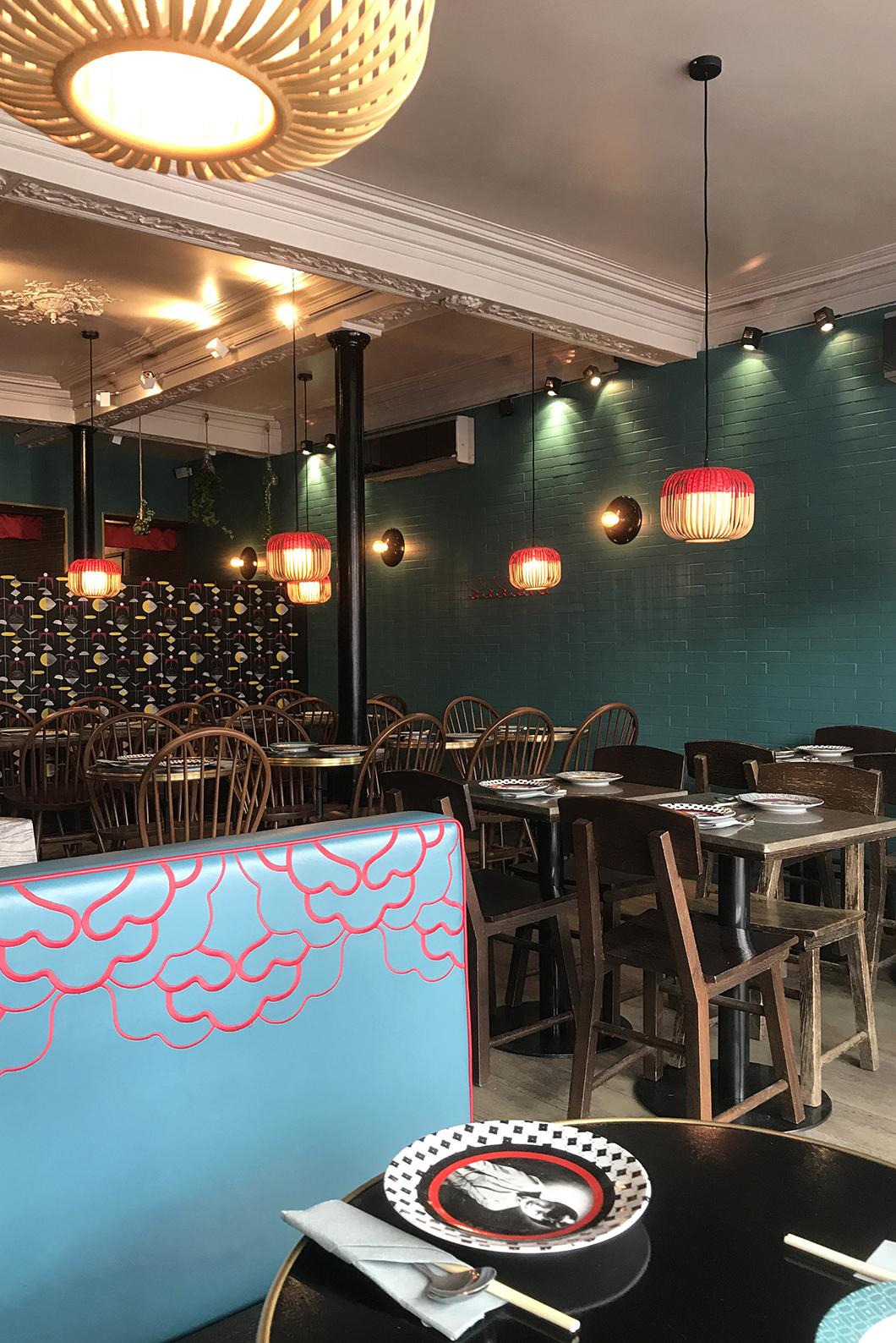 Yoom - restaurant de dim sum à Paris