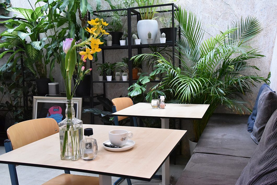 Où manger à Amsterdam ? Mook