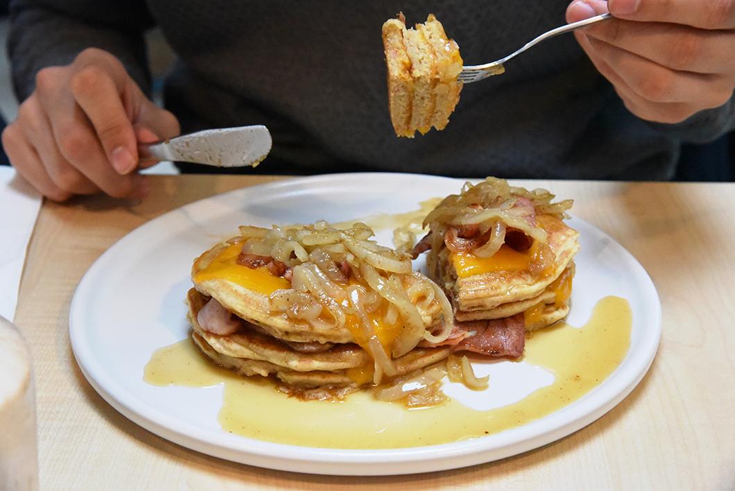 Mook - Meilleur pancake à Amsterdam
