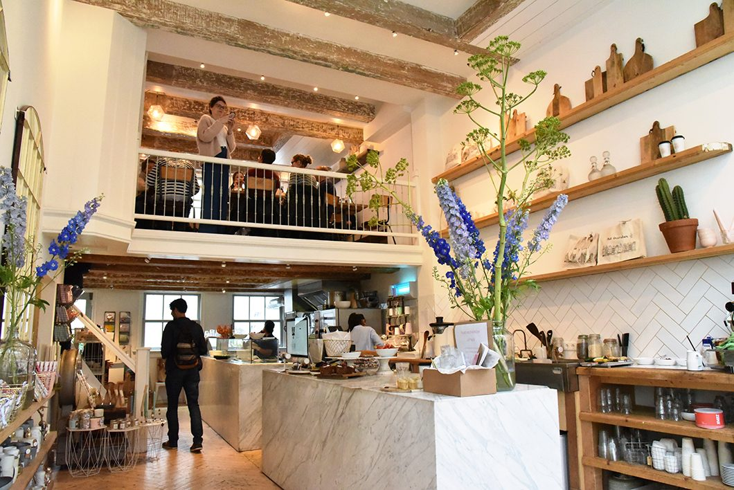 Restaurant Pluk à Amsterdam