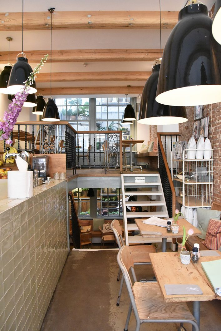 Ree7, les meilleurs restaurants de Amsterdam