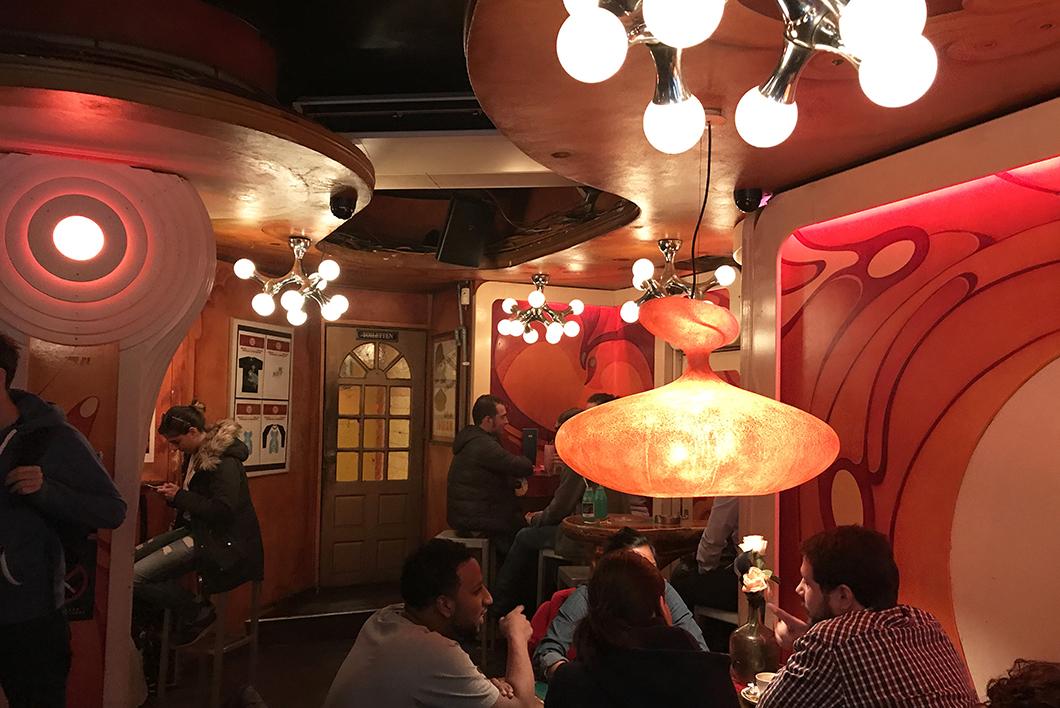 Meilleurs coffee shops à Amsterdam