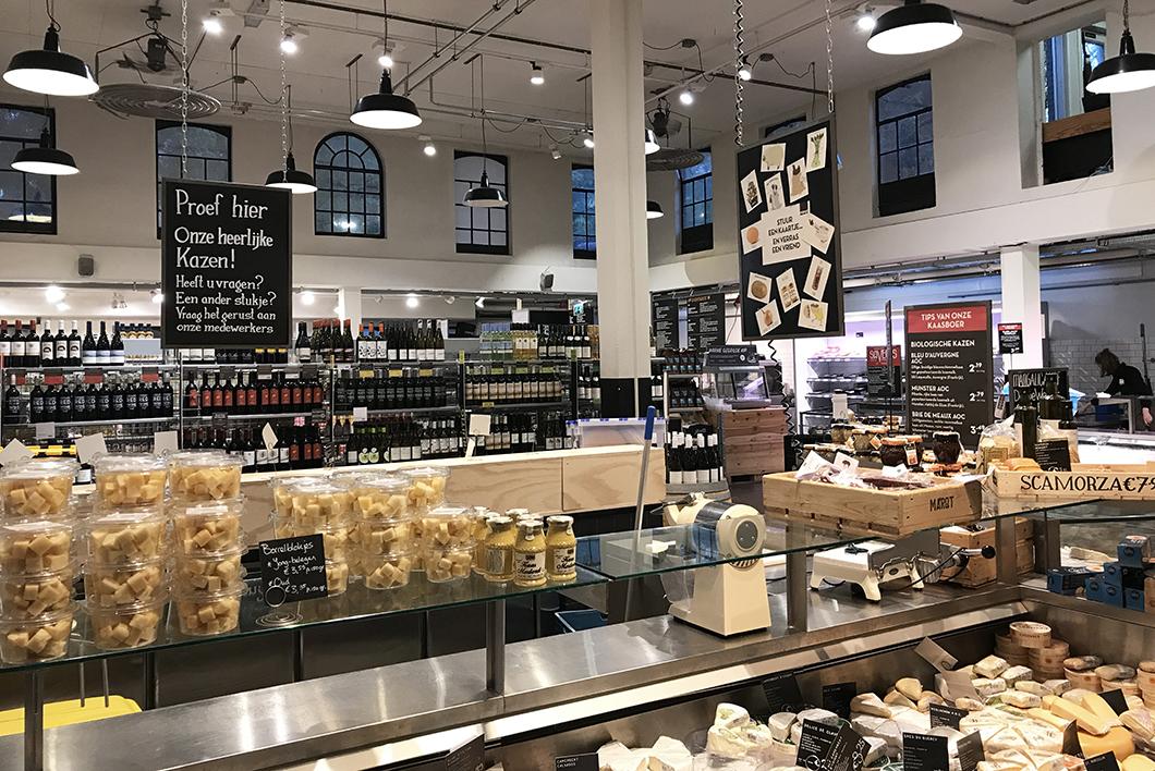 Marqt - épicerie à Amsterdam