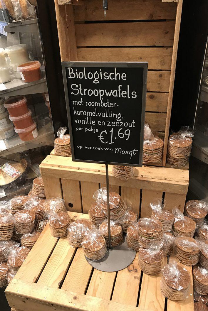 Nos épiceries préférées à Amsterdam