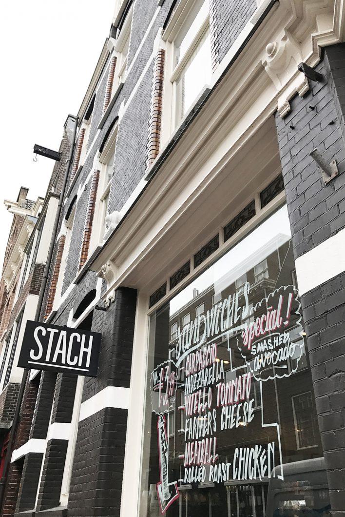 Stach, bonne adresse pour faire ses courses à Amsterdam