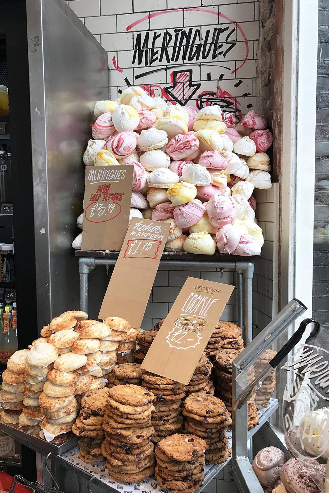 Stach - épicerie à Amsterdam