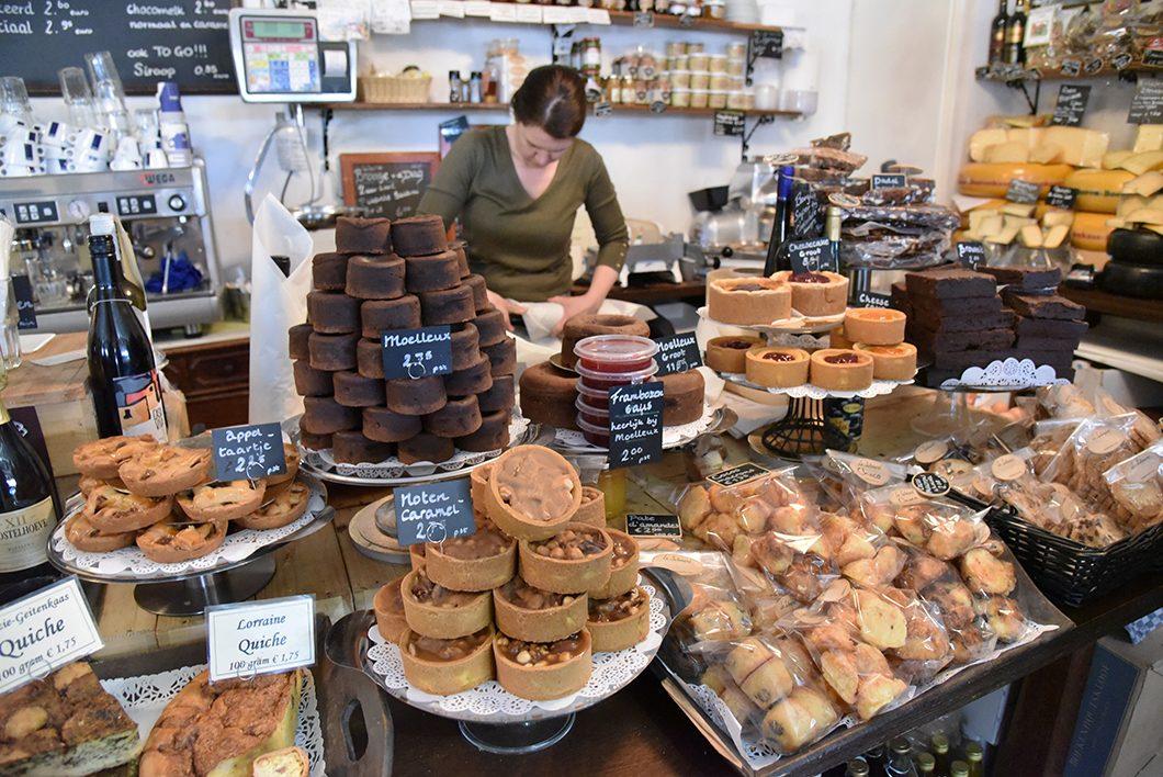 Le Salonard, délicieuse épicerie à Amsterdam