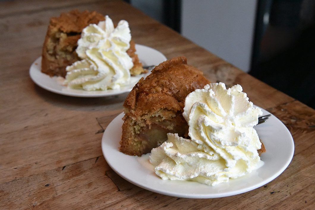 La meilleure tarte aux pomme de Amsterdam