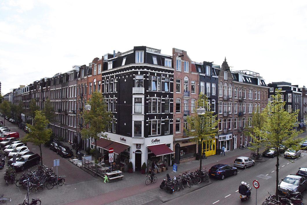 Notre airbnb à Amsterdam