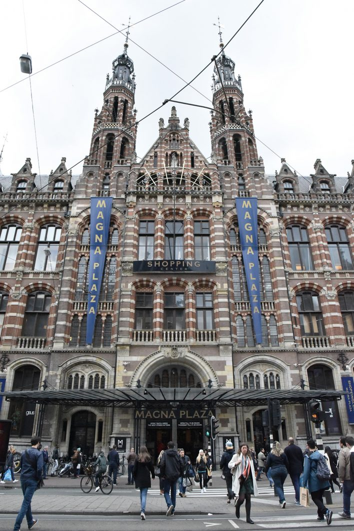 Que faire à Amsterdam ? Shopping au Magma