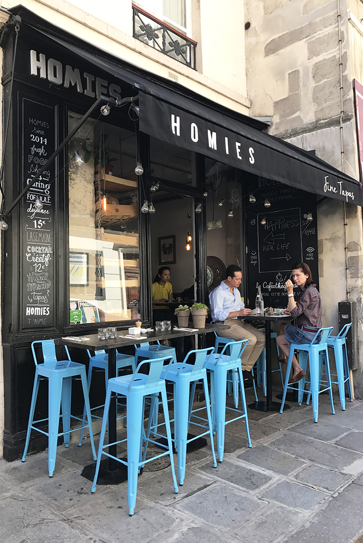 Homies - Top restaurants péruviens Paris