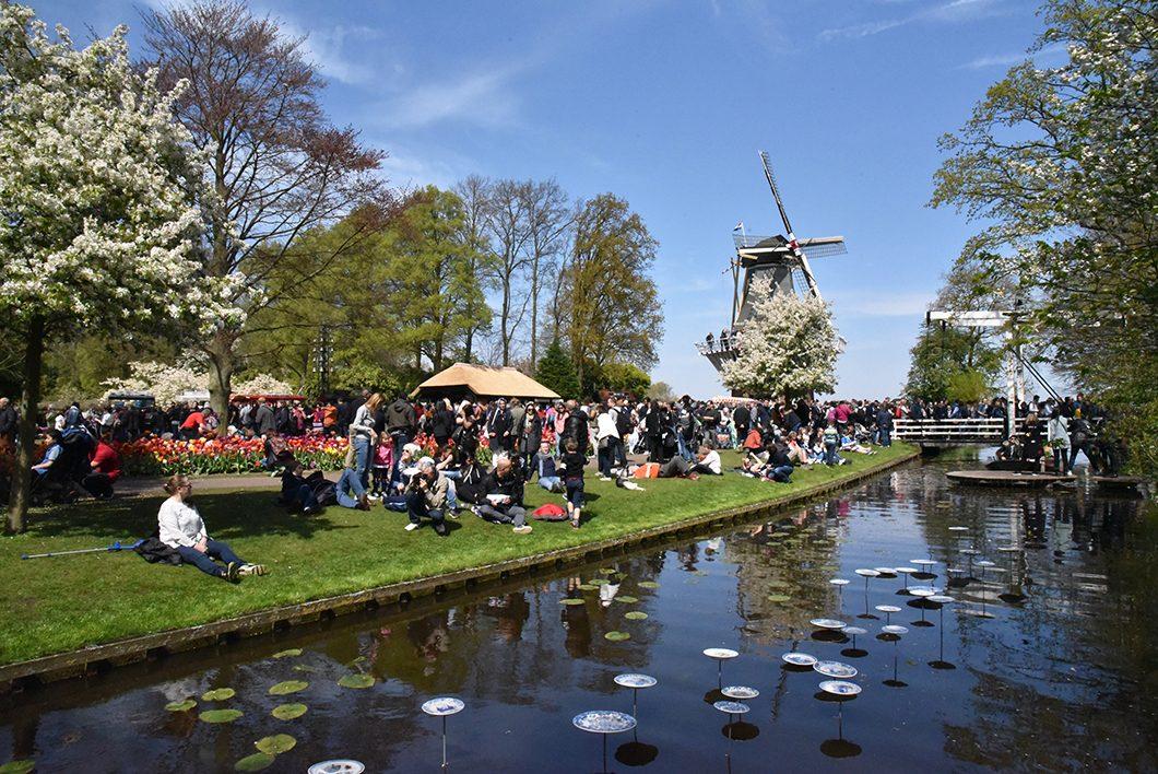 Visite incontournable du parc de Keukenhof près de Amsterdam