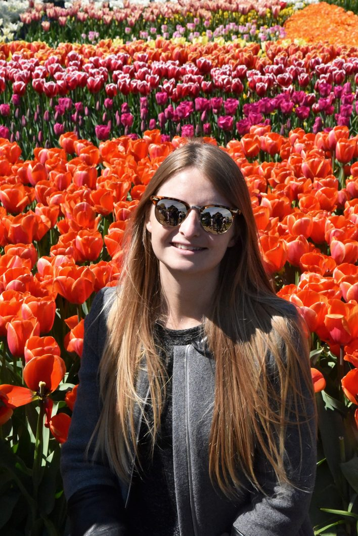 Découvrir le parc aux tulipes de Keukenhof en Hollande près de Amsterdam