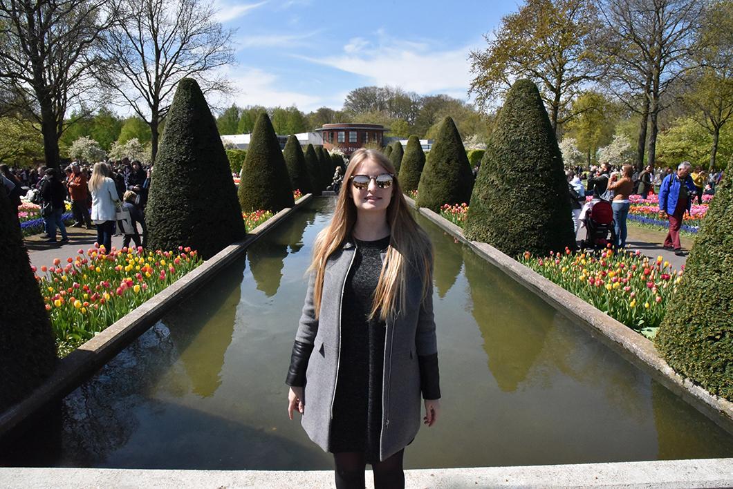 Parc aux tulipes de Keukenhof - Amsterdam