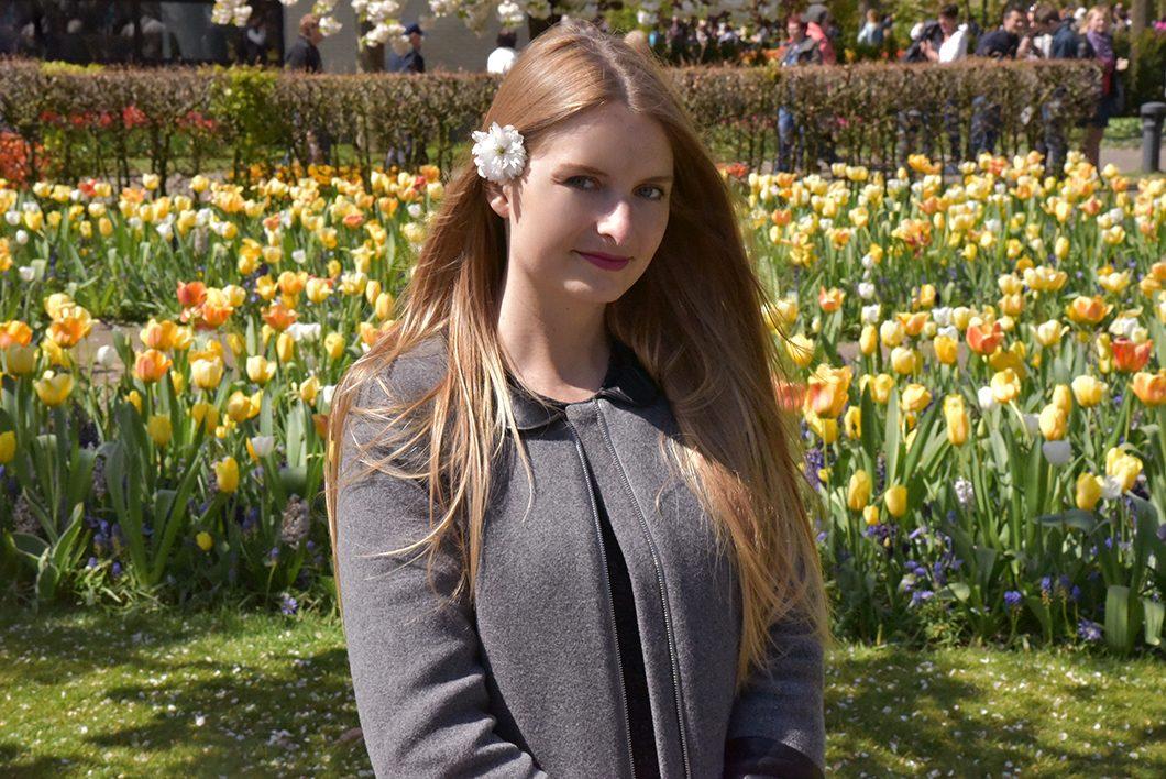 Visite du parc de Keukenhof en Hollande