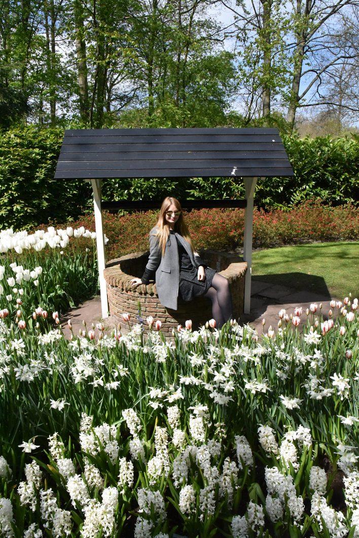 Découvrir les environs de Amsterdam, le parc de Keukenhof