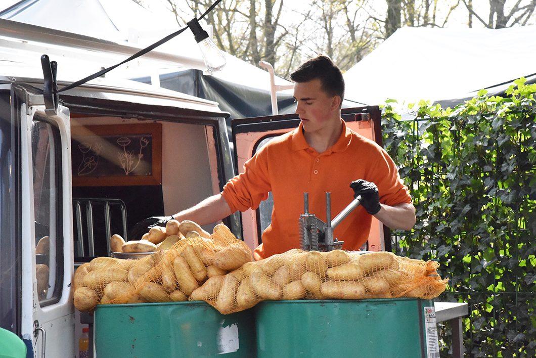 Où manger dans le parc de Keukenhof en Hollande