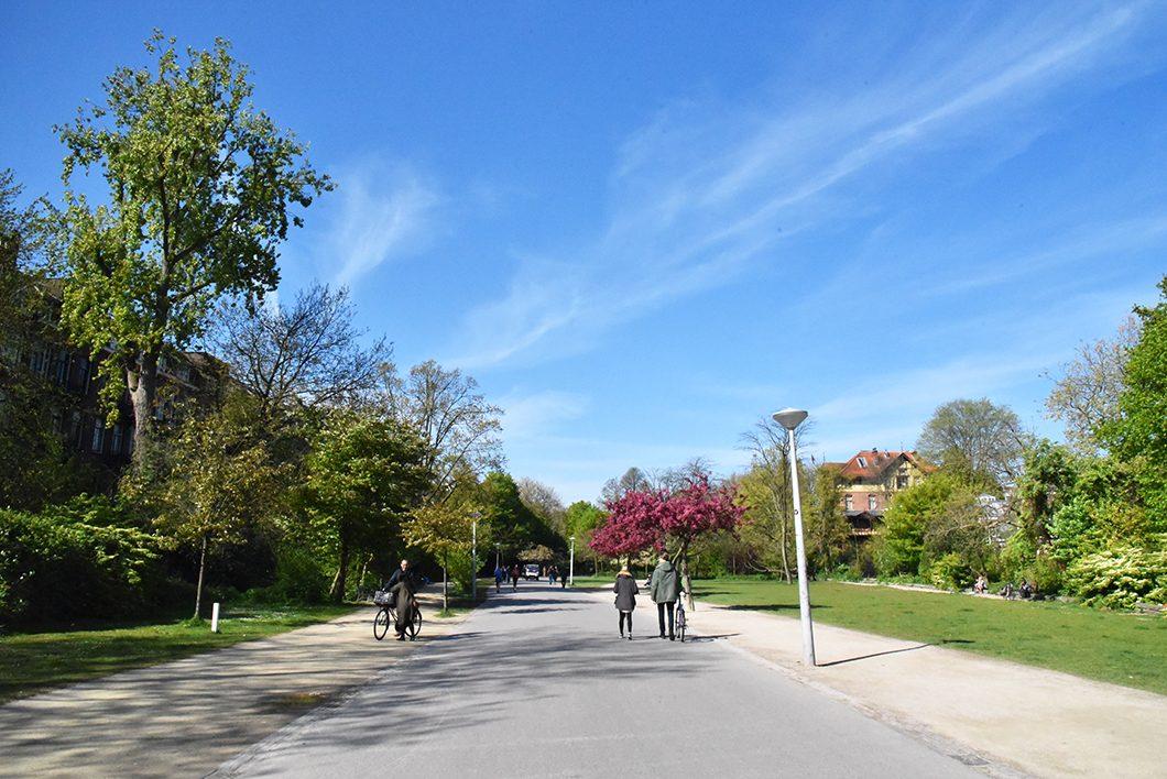 Amsterdam et le Vondelpark