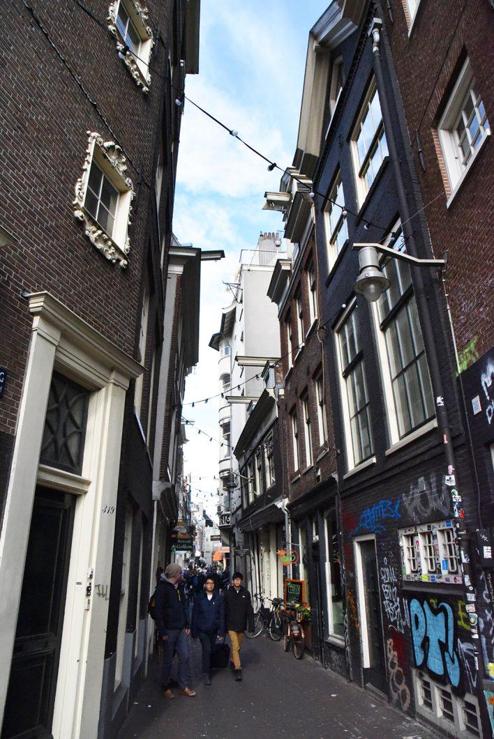 Visiter la capitale Amsterdam