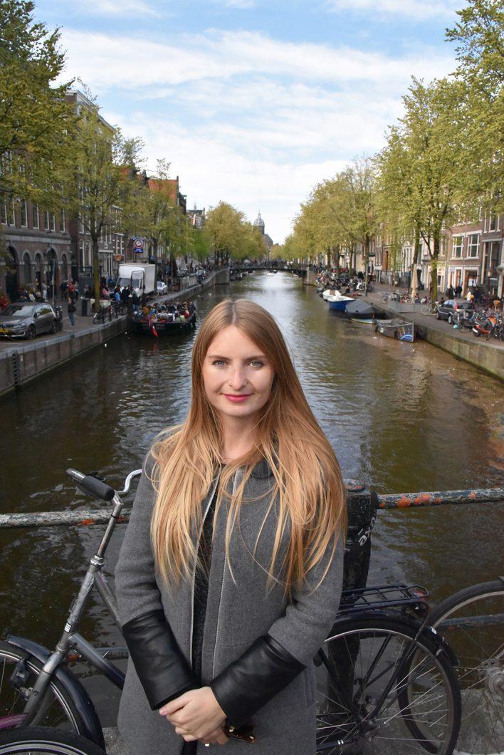 Balade dans les canaux de Amsterdam