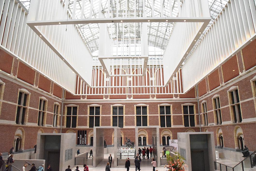 Rijksmuseum - musée à Amsterdam