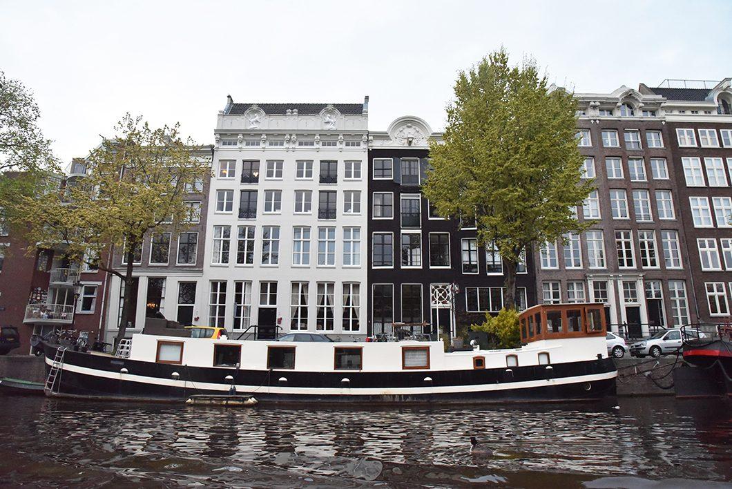 Que faire à Amsterdam ? Visite en bateau