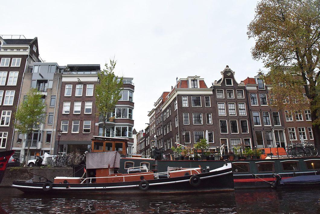 Découvrir Amsterdam en bateau