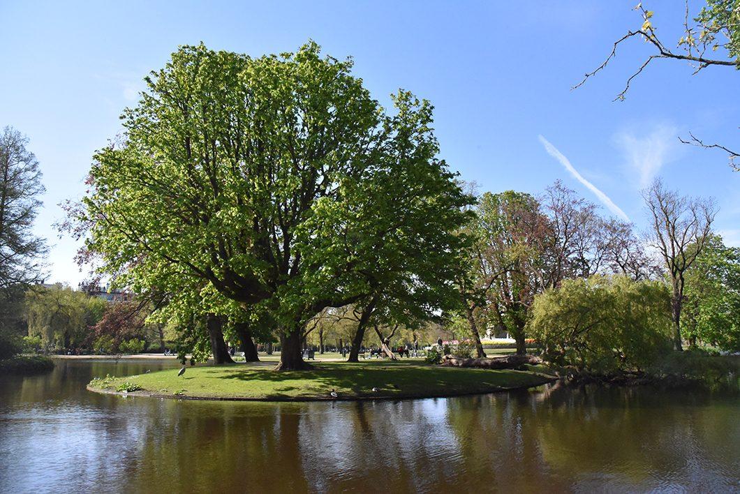 Vondelpark, les meilleurs parcs de Amsterdam