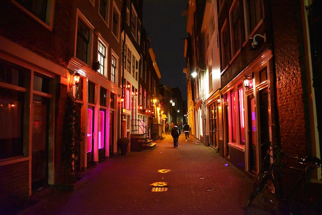 Visiter Amsterdam de nuit