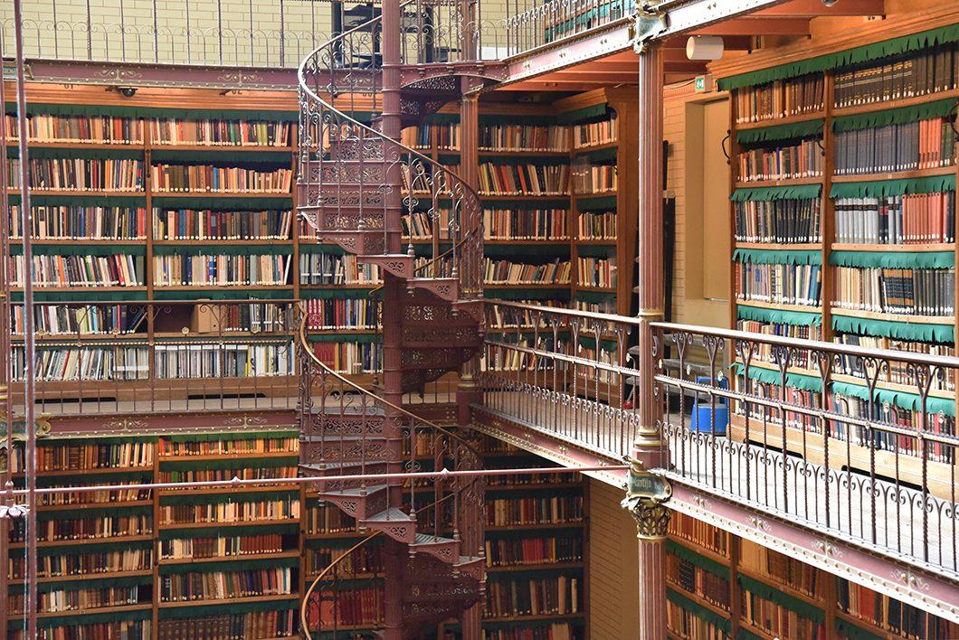 Bibliothèque du Rijksmuseum