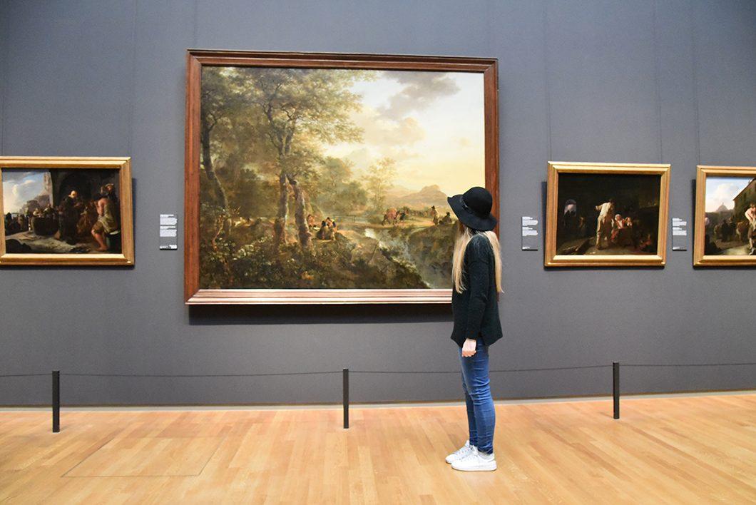 Rijksmuseum, musée à Amsterdam