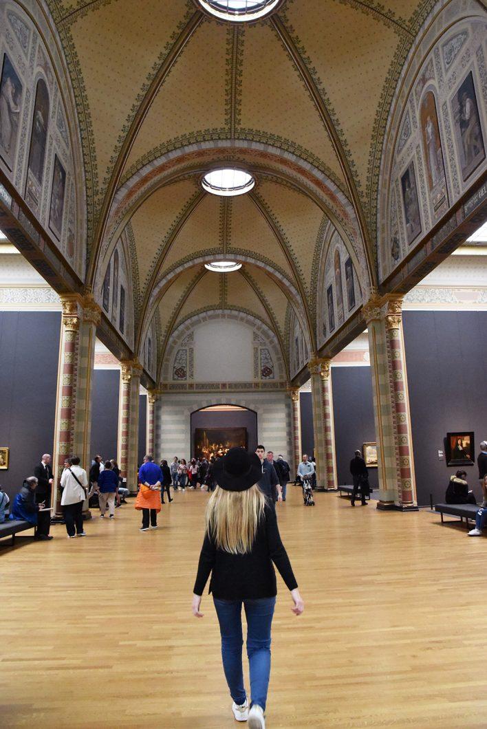 Visiter le Rijksmuseum
