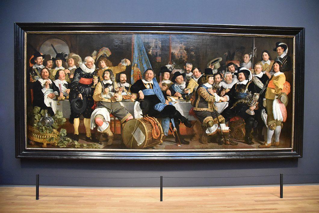 Rijksmuseum, musée incontournable à Amsterdam