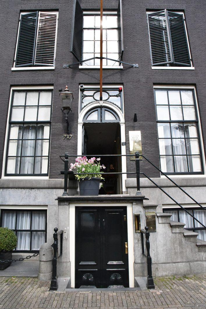 Quartier de Jordaan, le quartier bohème d'Amsterdam
